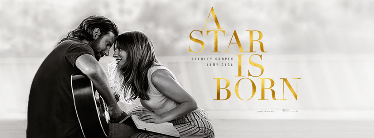 Image result for a star is born horizontal poster